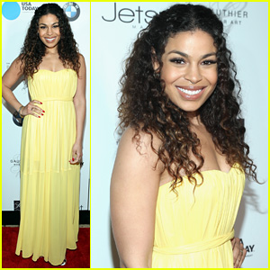 Jordin Sparks Steps Out for a Good Cause Ahead of Super Bowl 2015