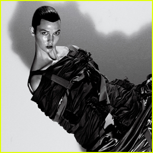 Karlie Kloss Looks Unrecognizable For 'V' Magazine Feature