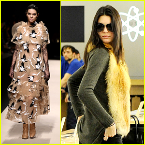 Kendall Jenner Is Taking Over Milan Fashion Week Now!