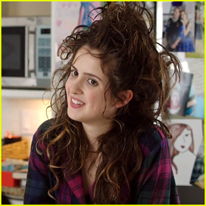 Laura Marano's Locks Are Out of Control in New 'Bad Hair Day' Clip - Watch Now!