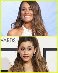 Are Lea Michele & Ariana Grande Fighting About 'Scream Queens'?