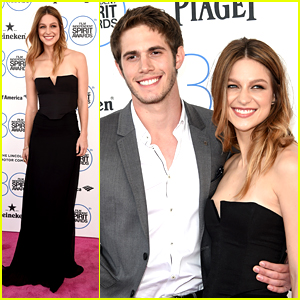 Melissa Benoist and blake jenner wedding