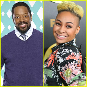 'K.C. Undercover' Dad Kadeem Hardison Shares The Cutest Flashback Video With Raven Symone