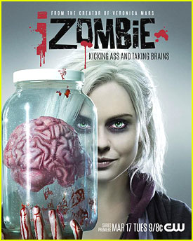 'iZombie' Key Art Revealed Ahead of March 17th Premiere - See It Here!
