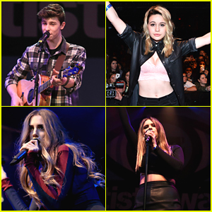 Bea Miller Gets Happy Birthday Serenade At MTV's Artists To Watch 2015!