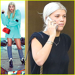 Sofia Richie Knows Dad Lionel's Songs 'Word For Word'