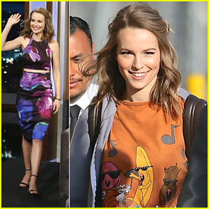 Bridgit Mendler Actually Goes To College With Her Mom!