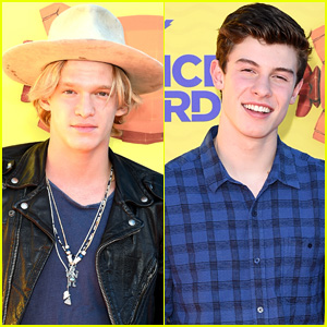 Cody Simpson & Shawn Mendes Make Us Swoon at Kids' Choice Awards 2015
