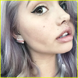 Debby Ryan Changes Hair Color Before Kids Choice Awards - See Her New Color Here!