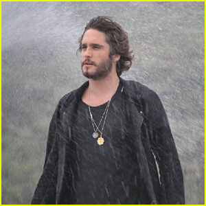 Diego Boneta Drops 'Warrior' Music Video From 'The Dovekeepers' Soundtrack - Watch Now!