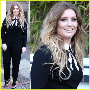 Ella Henderson Was In An 'Angry State Of Mind' For 'Mirror Man'