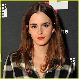 Emma Watson Is 'Terrified' to Sing Belle's Songs!