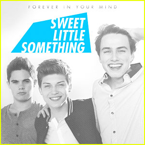 Forever In Your Mind Debut 'Sweet Little Something' Single Artwork (Exclusive)
