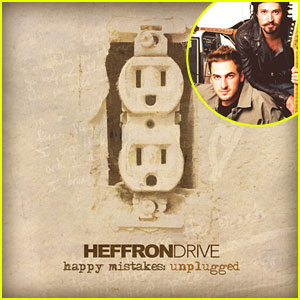 Heffron Drive Drop 'Happy Mistakes: Unplugged' Album Cover & Debut Date