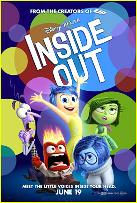 Emotions Take Over New 'Inside Out' Poster - See It Here!