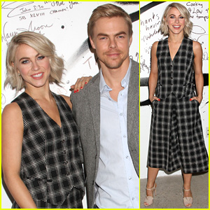 Julianne Hough Was Surprised Brother Derek Came Back to 'DWTS'