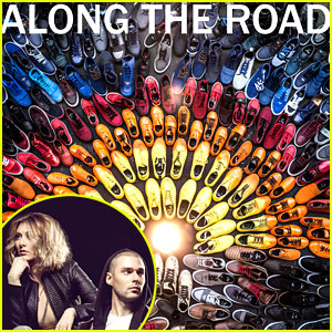 Karmin Drops Official Video For 'Along The Road' Before Donating All The Shoes - Watch Here!