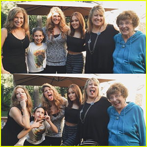 Kelli Berglund's Grandmother Sadly Passes Away