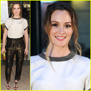 Leighton Meester Brings 'Like Sunday, Like Rain' to Cali for Premiere!