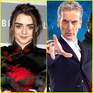 Maisie Williams Lands 'Doctor Who' Role!