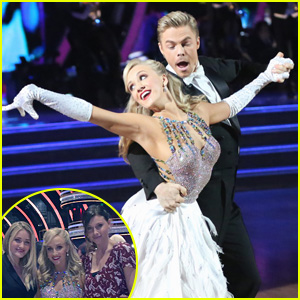 Aly & AJ Michalka Cheer On Nastia Liukin & Derek Hough at 'DWTS' - See the Pics!