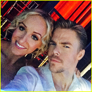 Nastia Liukin Gets Ready for 'DWTS' Rumba in This Exclusive Photo Blog! (Week 2)