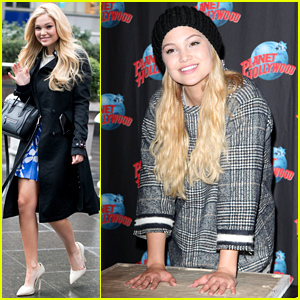 Olivia Holt on Fame: 'This Is All So Surreal For Me!'
