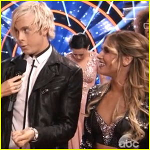 Riker Lynch & Allison Holker Dance The Jive on 'DWTS' Premiere - Watch Now!