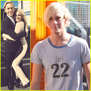 Rydel Lynch Shares The Best Pic Of Riker From 'Dancing With The Stars' - See It Here!
