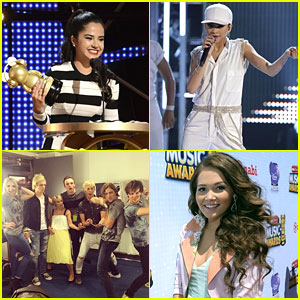 Relive The Best Moments At The 2014 Radio Disney Music Awards Before The Show Today!