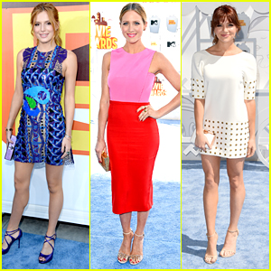 Find Out Which Stars Made JJJ's MTV Movie Awards 2015 Best Dressed List Here