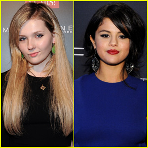Abigail Breslin Defends Selena Gomez' Pink Bikini Photos