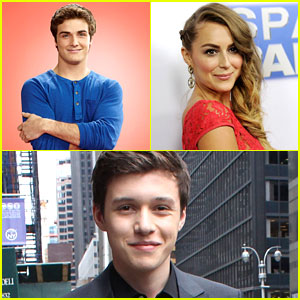 Alexa Vega & Beau Mirchoff Go Gothic With 'Tell-Tale Lies'; Nick Robinson Joins 'Being Charlie'