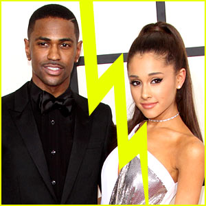 Ariana Grande Splits from Big Sean After Dating for 8 Months