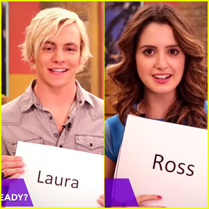 Are ross and laura dating 2015