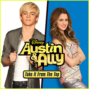 New 'Austin & Ally' EP 'Take It From The Top' on iTunes Now!