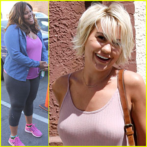 Chelsea Kane & Amber Riley Are Returning For DWTS 10th Anniversary Special