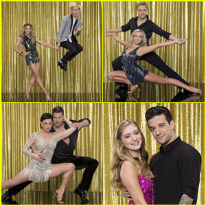 Here's What Riker Lynch & Nastia Liukin Will Be Dancing To on 'DWTS' Next Week!