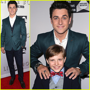 David Henrie Premieres 'Little Boy' In Los Angeles With Gregg Sulkin