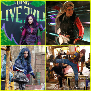 Watch Dove Cameron & Cameron Boyce In 'Descendants' Trailer NOW!