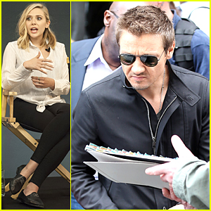Elizabeth Olsen Says It's 'Jarring' to See Herself in New 'Avengers' Movie