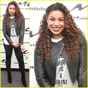 Jordin Sparks Signs Up For 'Nick Cannon Presents: Wild 'N Out'