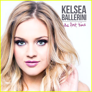 Kelsea Ballerini Debuts 'The First Time' Album Artwork - See It Here!
