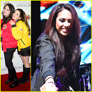 Laura Marano Heads To City Year's Spring Break After RDMAs