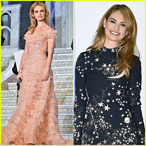 Lily James' 'Cinderella' Earns $400 Million at Worldwide Box Office