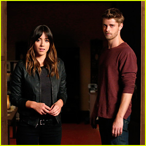 Luke Mitchell Makes His Debut Tonight on 'Marvel's Agents of S.H.I.E.L.D.'