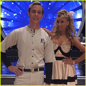 Nastia Liukin Gets Ready for Eras Night While Derek Hough Recover  - Exclusive 'DWTS' Photo Blog! (Week 7)