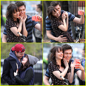 Nicholas Braun & Dakota Johnson Are The Cutest Couple