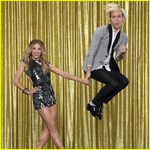 Riker Lynch & Allison Holker Take on the 20s Quickstep on 'DWTS' - Watch Now!