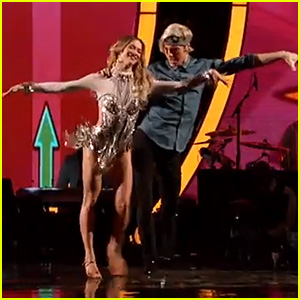 Riker Lynch & Allison Holker Do Samba on 'Dancing With the Stars' - Watch Now!